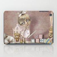 teacher iPad Cases featuring The teacher by daltrOnde