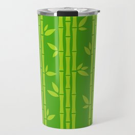 Evergreen Chinese Bamboos Travel Mug