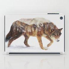 Arctic Wolf iPad Case