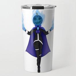 Jack-o-lantern Travel Mug