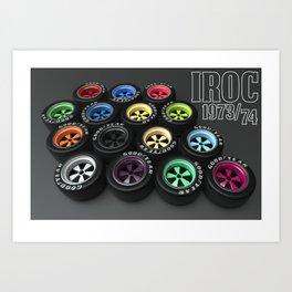 IROC Fuchs Art Print
