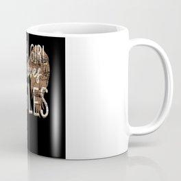 Eagle Girl Coffee Mug