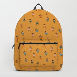 Hula party Backpack
