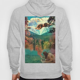 'Amour Fou. She wanted love, love, crazy love' Hoody
