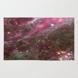 Tarantula Nebula Stars Rug