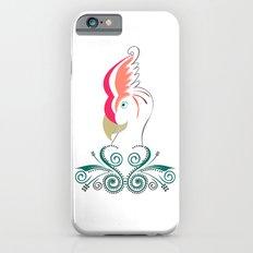 Psycho Parrot iPhone 6s Slim Case