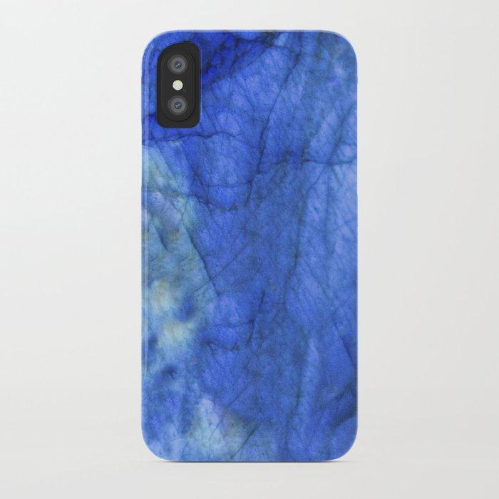 Labradorite Flash iPhone Case