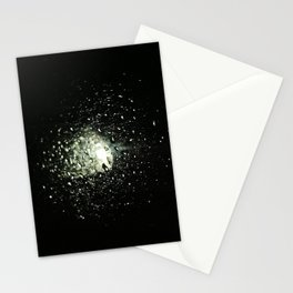 Rear view mirror Stationery Cards