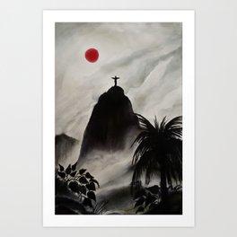 Rio No1 Art Print