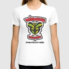 Wolfmouse at the Sherman Oaks Arena T-shirt