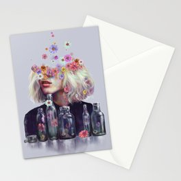 Metamorphosis Stationery Cards