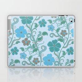 Dotty mosaic pattern Laptop & iPad Skin
