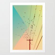 Cool World #1 Art Print