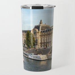 Musee d'Orsay - Paris, France Travel Mug