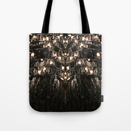 In Darkness there is Light Tote Bag