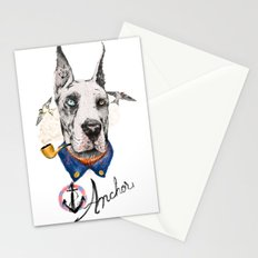 Mr. Great Dane Stationery Cards