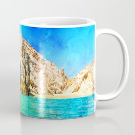El Arco Cabo, Mexico Beach Coffee Mug