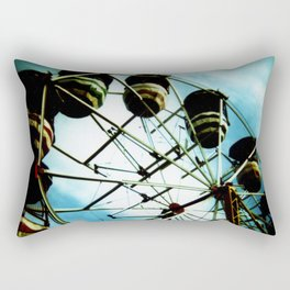 Ferry Wheel Rectangular Pillow