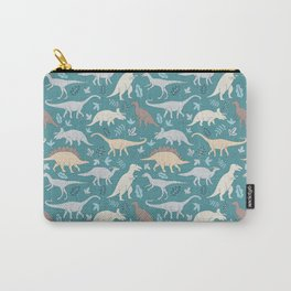 Dinosaurs on parade Carry-All Pouch