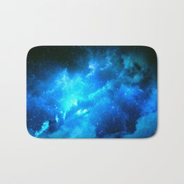 Lost Nebula Bath Mat