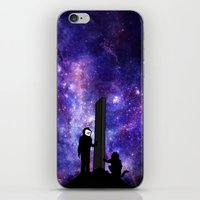 2001 iPhone & iPod Skins featuring 2001: A Space Odyssey  by Joshua S