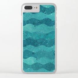 W\VE BRE\K Clear iPhone Case