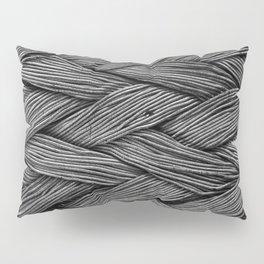 Steel Braided Strap Pillow Sham