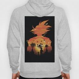 Goku Sunset Hoody