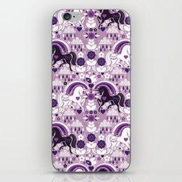 Swedish Candy Garden- Grape iPhone Skin