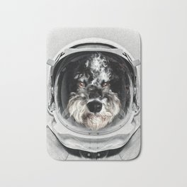 Buster Astro Dog Bath Mat
