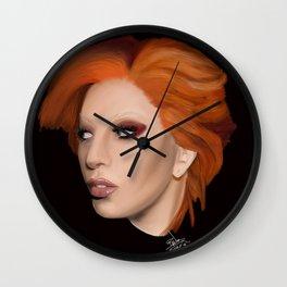 LG 2016 NYFW Wall Clock