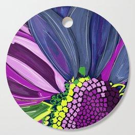 Flowers Cutting Board