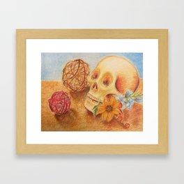 Vanitas Framed Art Print