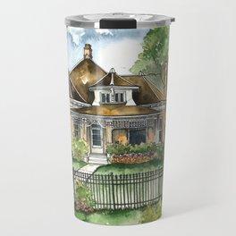 The House on Spring Lane Travel Mug