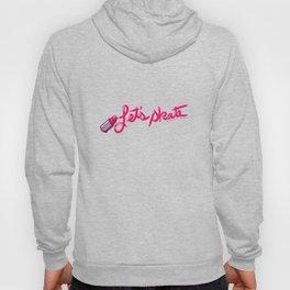 Let's Skate (Pink) Hoody