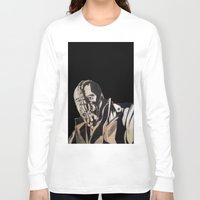 bane Long Sleeve T-shirts featuring Bane  by iArtSometimes