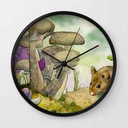 First Impressions Wall Clock