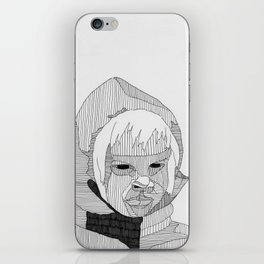 Creature of the Brood. iPhone Skin