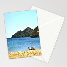 Beach Goers Paradise Remix Stationery Cards