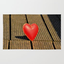 Love on the Boardwalk Rug