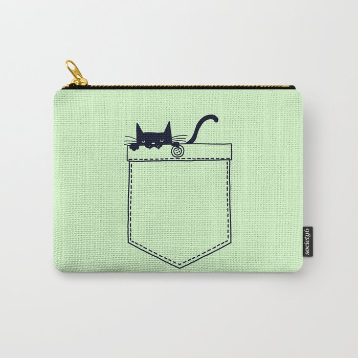 Po(CAT) Carry-All Pouch