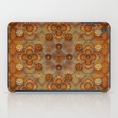 Golden Texture iPad Case