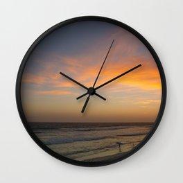 County Line Wall Clock