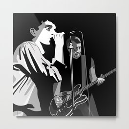 At A Later Date Metal Print