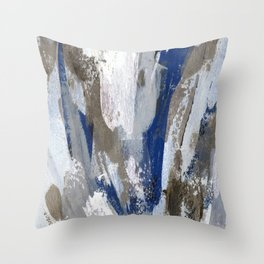 North Wind #3 Throw Pillow
