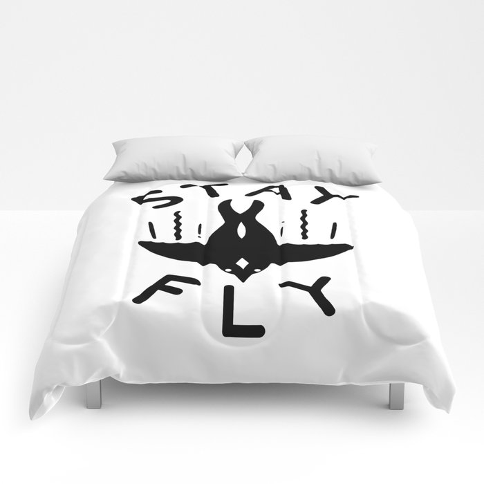 ST\Y FLY Comforters
