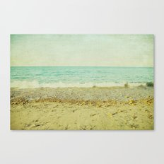 Easy Living Canvas Print