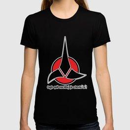 Klingon Quotes T-shirt
