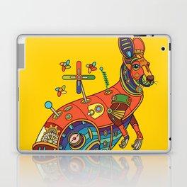 Kangaroo, cool wall art for kids and adults alike Laptop & iPad Skin