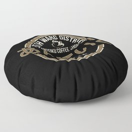 Anteiku Coffee Shop Floor Pillow